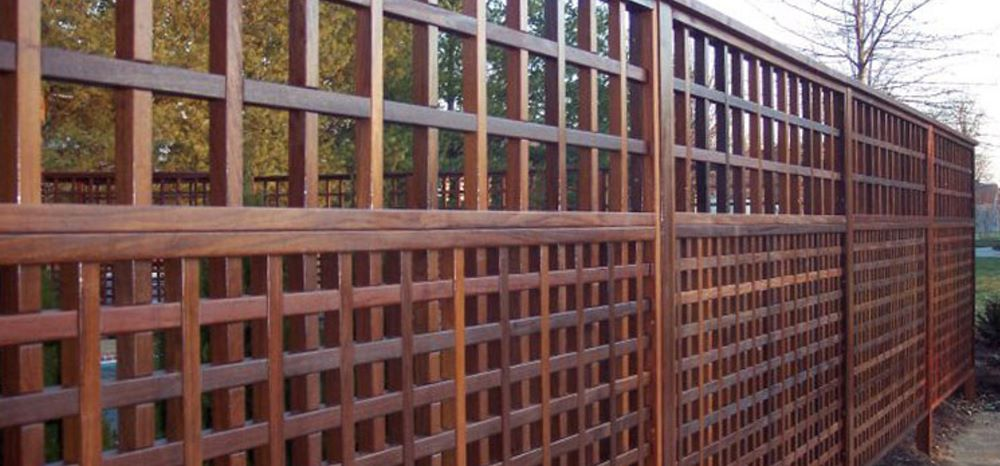Is a wood fence right for your yard?