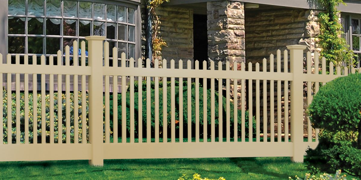 Improve Your Property Value with Beautiful Fencing