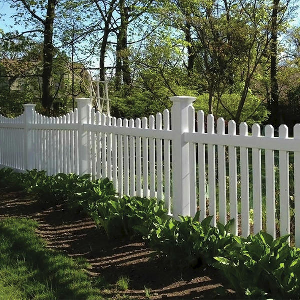 7 Ideas For a Beautiful Vinyl Fence For Your Yard