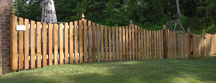 Wood Fences Mr Fence Indiana Fence Company
